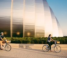 B-Cycle, Kauffman Center for the Performing Arts