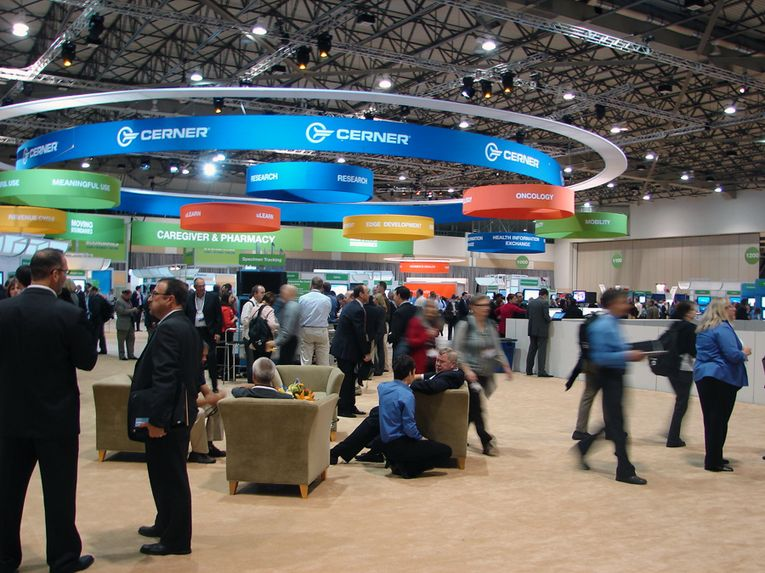 Convention Center Exhibit Hall