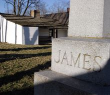 JESSE JAMES BIRTHPLACE MUSEUM