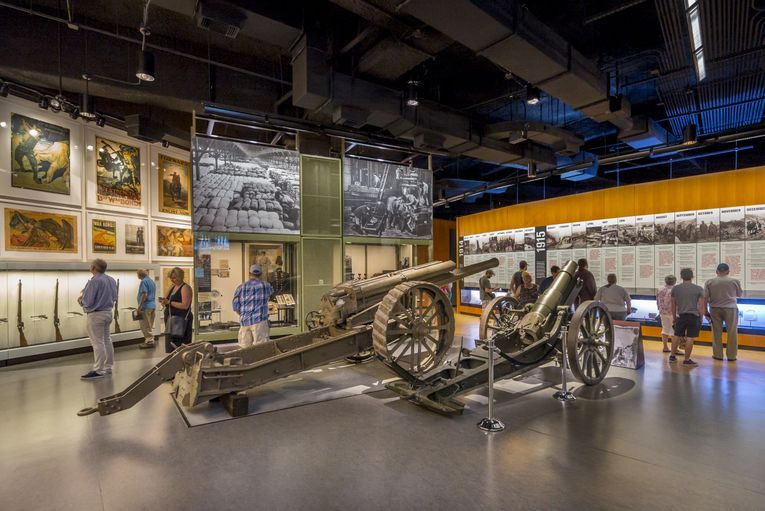 National WWI Museum - Michael Weaver