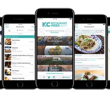 Kansas City Restaurant Week introduces new mobile app with more interactive features for 2017 event