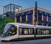 The Perfect Way to Explore Modern Kansas City? A Streetcar, Believe It or Not