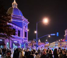 America's Favorite Cities for Christmas Lights