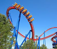 Worlds of Fun, Patriot Rollercoaster