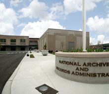 THE NATIONAL ARCHIVES AT KANSAS CITY