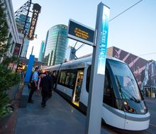Kansas City streetcars back in business