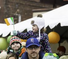 The 7 Best US Cities For A Great St. Patrick's Day Parade
