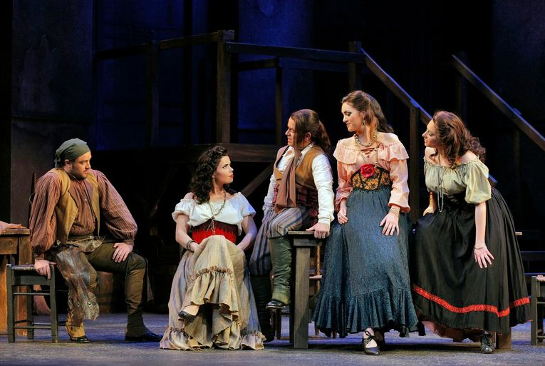Lyric Opera Carmen
