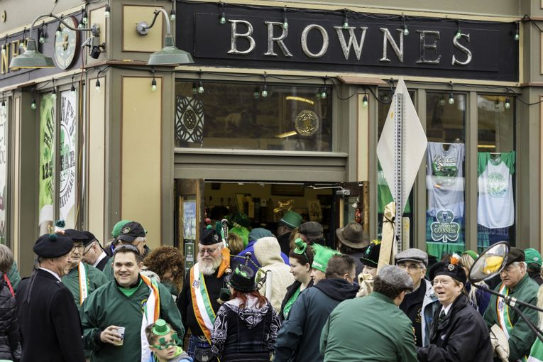Browne's Irish Marketplace