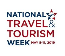 2019 National Travel & Tourism Week Logo