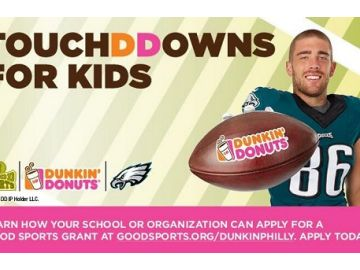 "Greater Philadelphia Franchisees Score with the ""TouchDDowns for Kids"" Program"