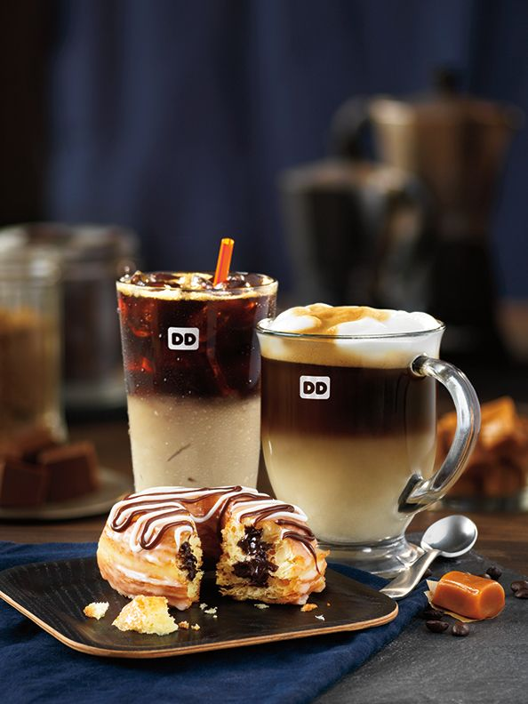 Fudge Croissant Donut Lifestyle 2