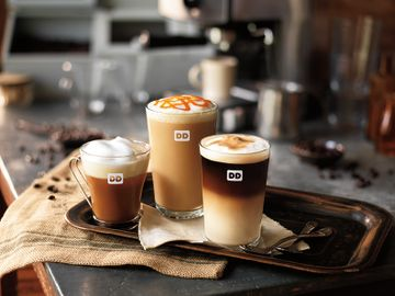 HAPPY NATIONAL ESPRESSO DAY: DUNKIN' DONUTS OFFERS CHANCE TO WIN YEAR'S WORTH OF ESPRESSO BEVERAGES