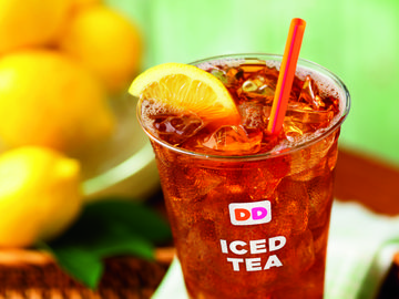 WIN FREE DUNKIN' DONUTS ICED TEA FOR A YEAR BY SHARING YOUR ICED PERSONALI-TEA