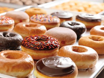 Free Donut Offer At Dunkin' Donuts Today In Honor Of National Donut Day