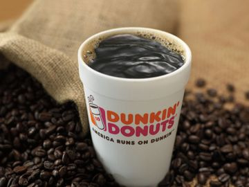 DUNKIN' GOES THE WHOLE NINE YARDS: BRAND KEYS RANKS DUNKIN' DONUTS NUMBER ONE IN COFFEE CUSTOMER LOYALTY FOR NINTH STRAIGHT YEAR