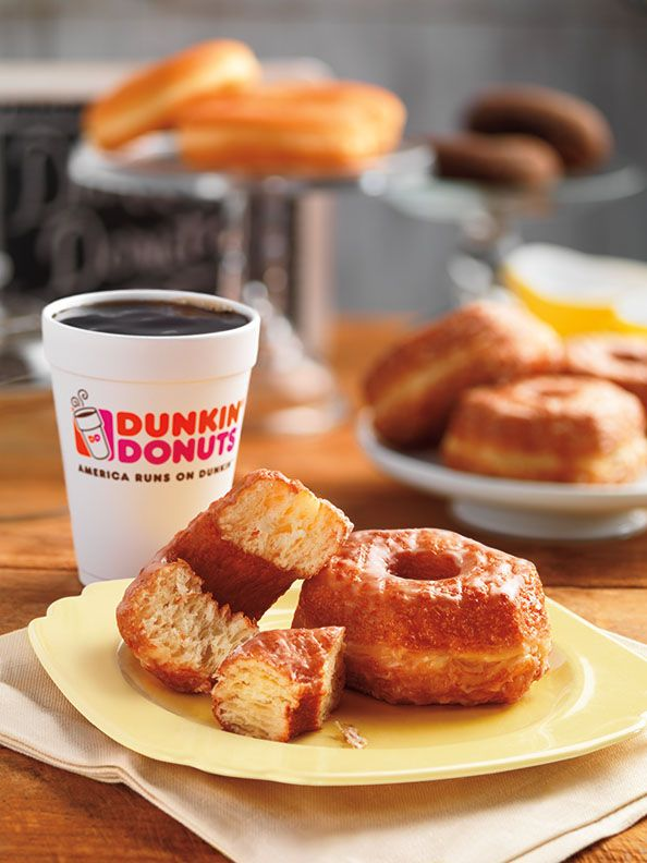 DUNKIN' DONUTS MAKES CROISSANT DONUT A PERMANENT MENU ITEM