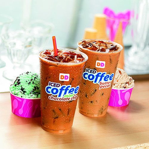 Baskin-Robbins Iced Coffee
