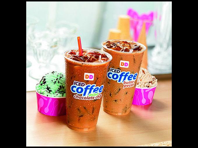 Baskin-Robbins Iced Coffee