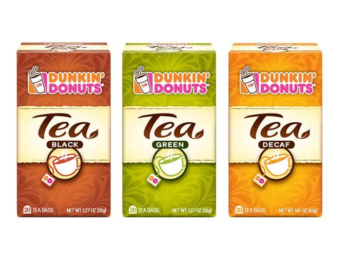 revised tea packaging