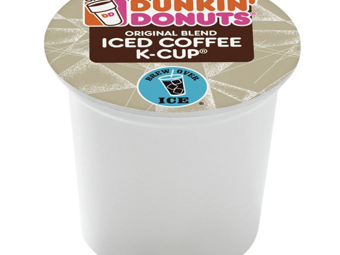 Iced Coffee K Cup