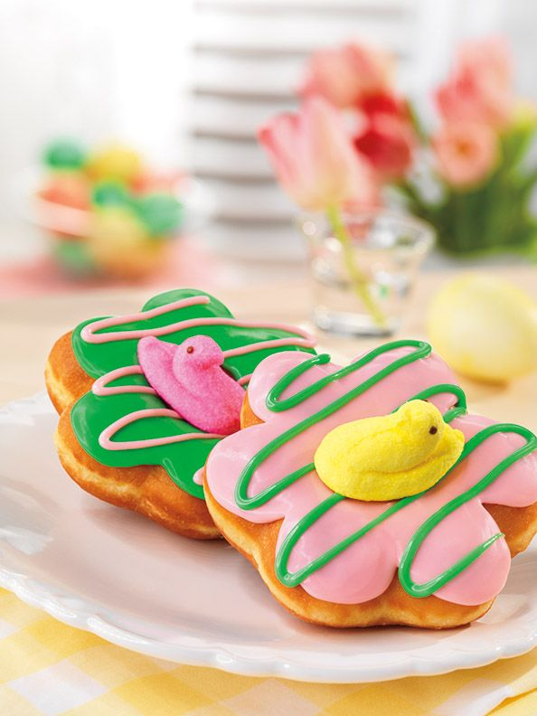 "DUNKIN' DONUTS CELEBRATES PEEPS® DONUTS WITH SPECIAL ""PEEPSTAKES"""