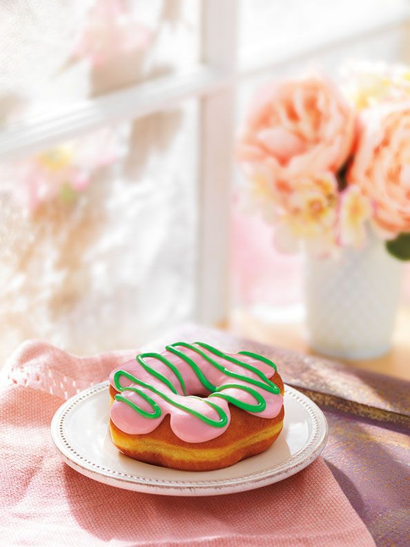 "SWEET TREATS IN BLOOM AS DUNKIN' DONUTS OFFERS NEW ""FLOWERS FOR MOM"" DONUTS FOR MOTHER'S DAY"