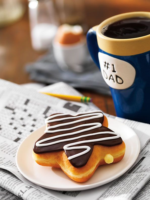 DUNKIN' DONUTS OFFERS #1 DAD DONUT FOR FATHER'S DAY