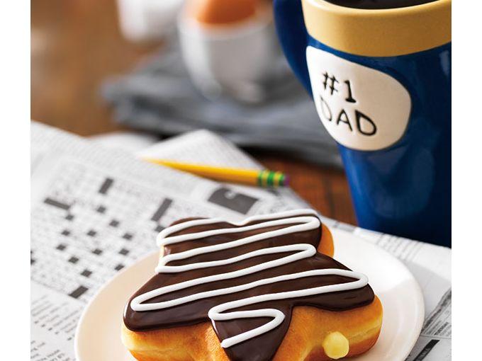 #1 Dad Donut