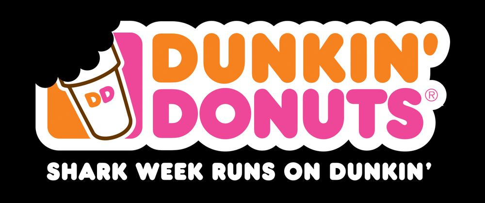 SHARK WEEK RUNS ON DUNKIN': DUNKIN' DONUTS AND DISCOVERY CHANNEL PARTNER  FOR SOCIAL PROGRAMMING, DIGITAL CONTENT AND SHARK BITE DONUT