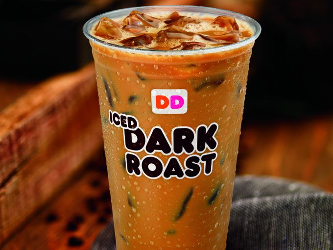 Iced Dark Roast Lifestyle High res