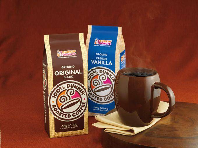 DD Pound of Coffee
