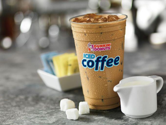 DD Iced Coffee
