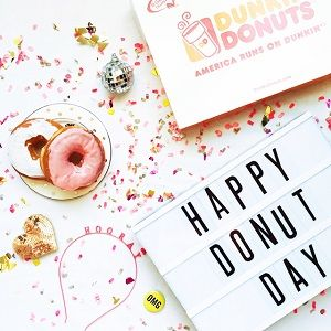 Five Ways to Properly Celebrate National Donut Day!