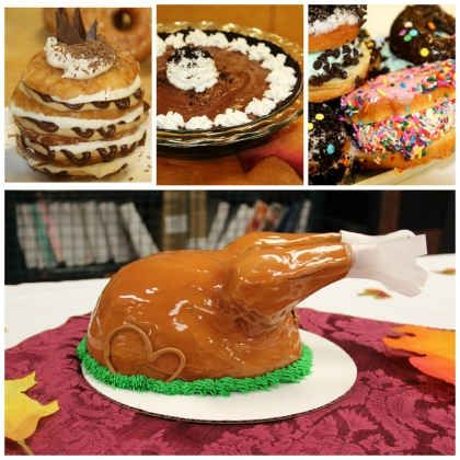 Culinary Corner: Dunksgiving – Save Room for Dessert!