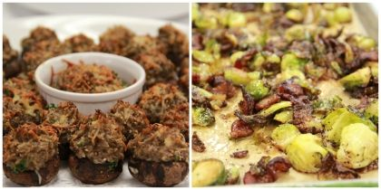 Culinary Corner: Dunksgiving – Side DDishes