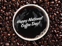 Happy National Coffee Day! It's Time to DDance for Dark Roast!
