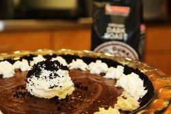 Need a BolDD and Smooth Dessert? Here's Double Dark Roast Pie!