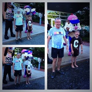 Dunkin' Brands Chairman & CEO, Nigel Travis Accepts the Ice Bucket Challenge!