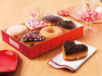 Celebrate Valentine's Day with Dunkin' Donuts!