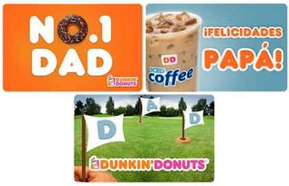 Three Dunkin' Gift IDDeas For Dad This Father's Day