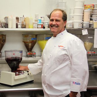 It's ALWAYS Time to Make the Donuts: Meet Rick Golden, Our Modern Day Fred the Baker