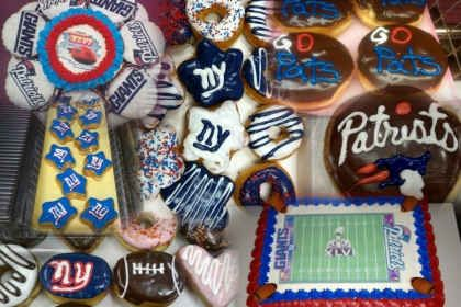 How Dunkin' Donuts' Boston, Metro NY and Indy Markets are Gearing Up For This Weekend's Game