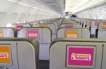 A FrienDD in High Places: Dunkin' Extends Partnership as Exclusive Coffee Provider for JetBlue Airways