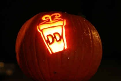 @DunkinDonuts Launches Trick or Tweet #carveDD Contest on Twitter in Celebration of Halloween
