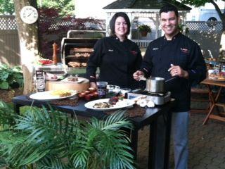 Chef's Corner: Dunkin' Dark Roast Coffee Brined Pork Chops
