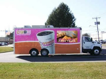 Road Trip Alert: The Dunkin' Donuts Hearty Snacks Food Truck Announces Northeast Tour