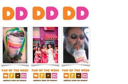 How Does Dunkin' Donuts Pick Their Facebook Fan of the Week (FotW)?