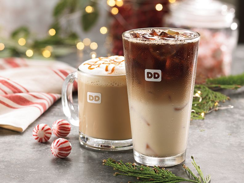 Holiday Beverages 2016