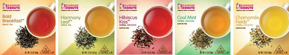 Premium Hot Teas